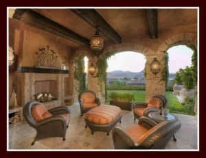 Dream On! Living in the Tuscan Style
