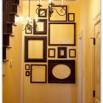 7 Creative Layouts for Empty Frame Wall Gallery