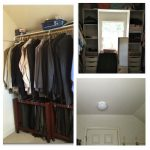 Master Bedroom Closet Concept Board(s)