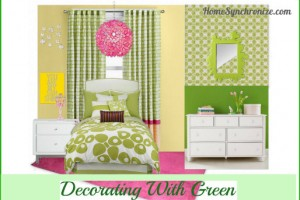 Color Psychology: Decorating With Green