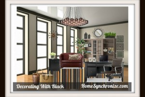 Color Psychology: Decorating With Black