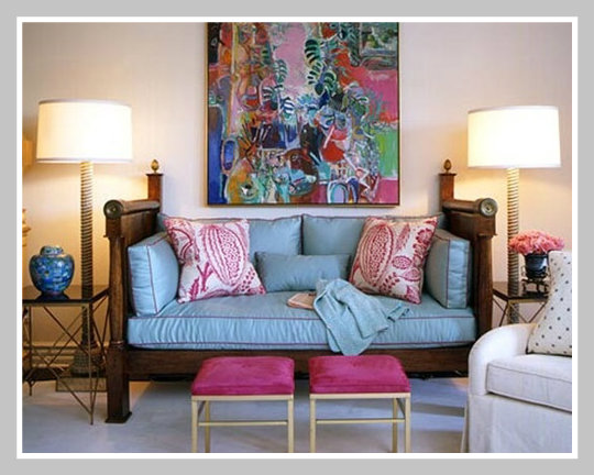 Color Psychology Decorating With Pink