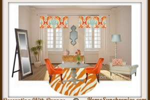 Color Psychology: Decorating With Orange