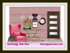 Color Psychology: Decorating With Pink