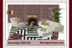 Color Psychology: Decorating With Red