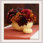 My Favorite Ideas for Thanksgiving Centerpiece + My Own Creation
