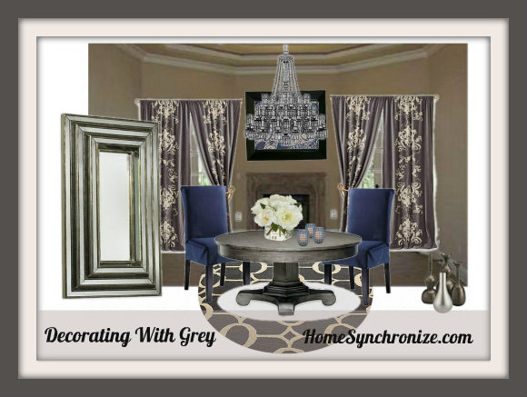 Color Psychology Decorating With Grey