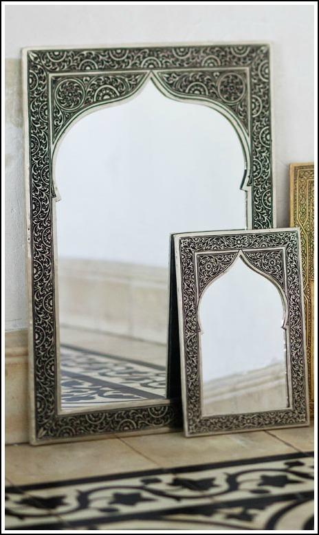 6 Gorgeous Arabic Style Mirrors