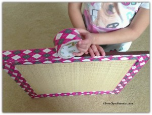 How To Decorate With Duct Tape-One Creative Idea From My Little Designer