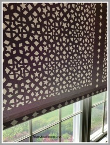 Islamic Style Window Screens
