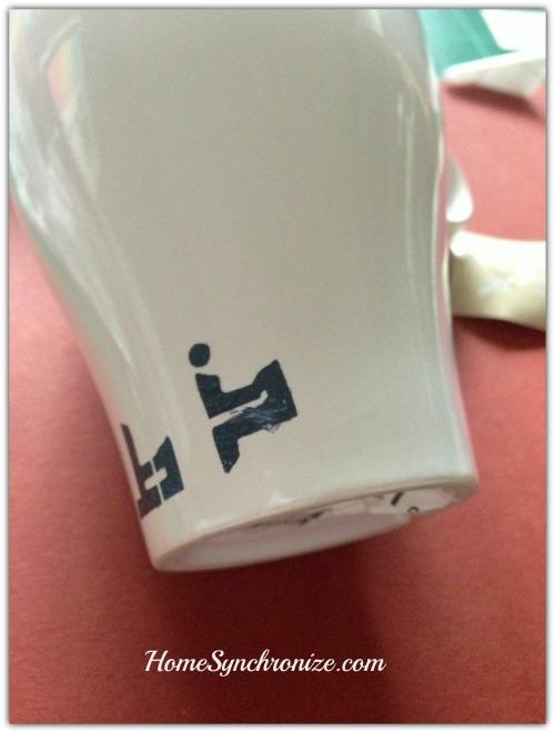 Arabic alphabet stencils 11