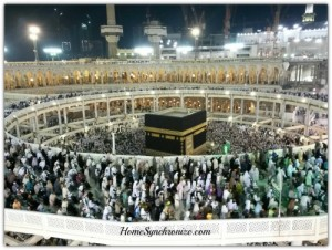 New Home Synchronize! (…and reflections on my Hajj trip)