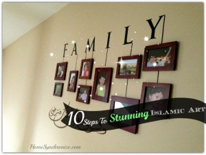 10 Steps To Stunning Wall Art