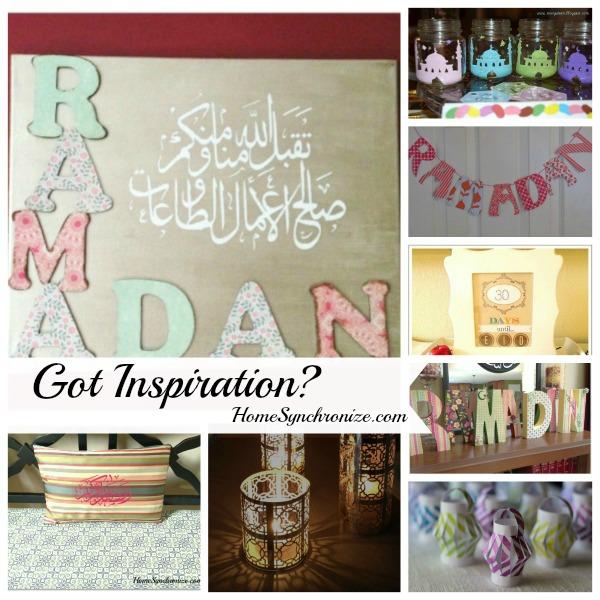 Ramadan Inspirations