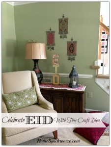 Celebrate Eid With This Craft Idea