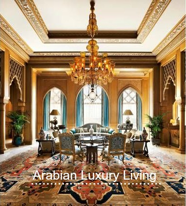 arabian luxury living - Islamic Home Decoration