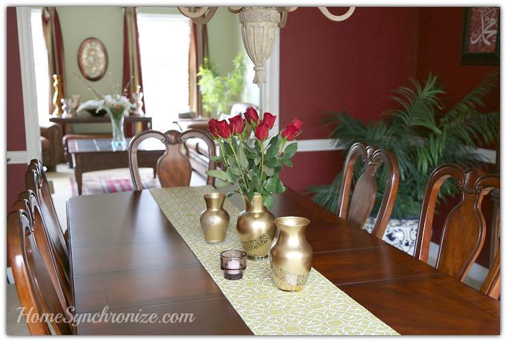 Arabic style vases
