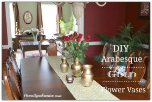 Create An Alluring Arabesque Gold Vase In Just 3 Steps