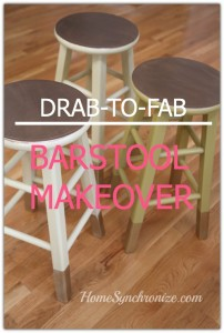 Barstool Makeover: Following A Fun Trend
