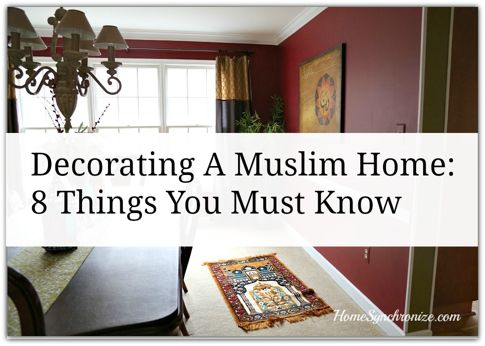 Decorating a muslim home 8 things you must know for Muslim wedding home decorations