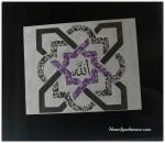 Paper Mosaic Islamic Pattern