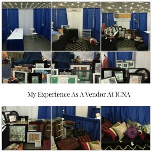 My Experience As A Vendor at ICNA