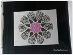 Islamic Star Paper Mosaic