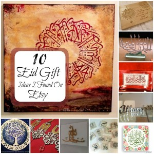 10 Eid Gift Ideas I Found On Etsy