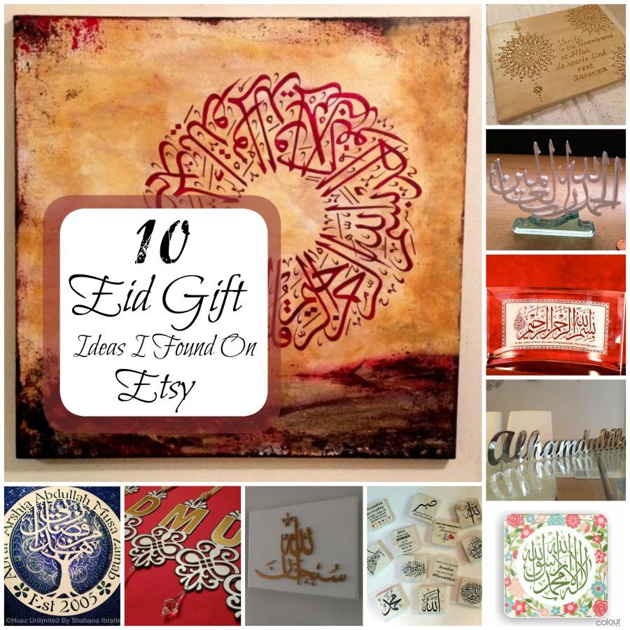10 Eid Gift Ideas I Found On Etsy