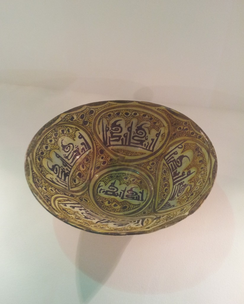 11th century ceramic bowl