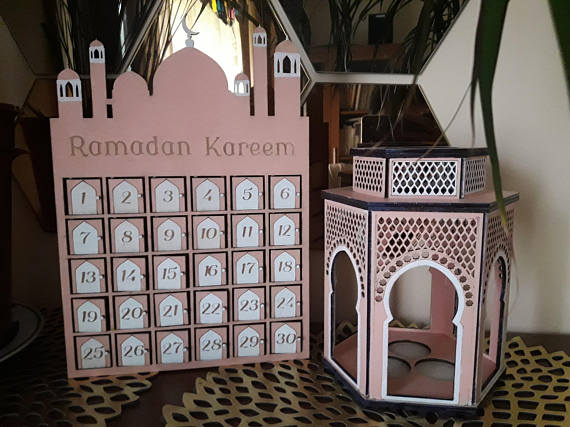 How to plan your ramadan decorations and my favorite Islamic decorations for home
